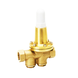 1909 Brass 200P Pressure Reducing Valve
