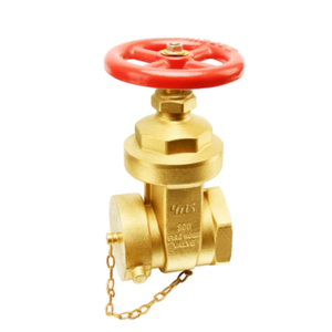 1160 Brass Fire Gate Valve