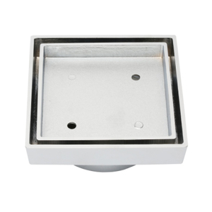 6809-115-90 Brass Shower Drain with Tile